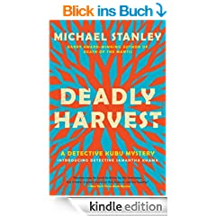 Deadly Harvest (Detective Kubu Mysteries)