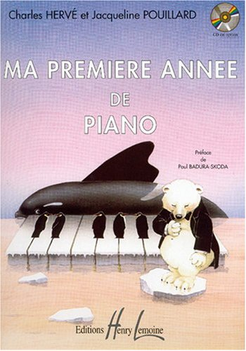 Ma 1ère année de piano