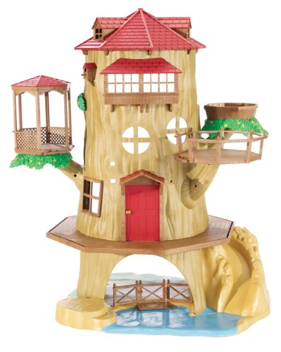 Calico Critters Country Tree House
