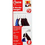 8 Wonder Clothes Hangersby PMS International