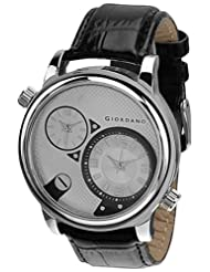 Giordano White Dial Men's Watch - P10498