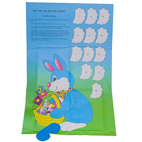 Pin The Tail On The Bunny Game - 1
