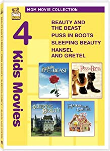 Beauty and the Beast / Puss in Boots / Sleeping Beauty / Hansel and Gretel