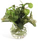 Artificial Greenery Bowl