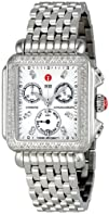 Michele Womens MWW06P000099 Deco Day Chronograph Dial Watch