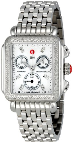 Michele Women's MWW06P000099 Deco Day Chronograph
