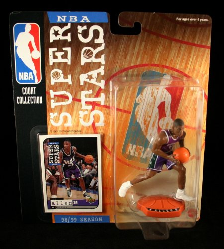 Buy Low Price Mattel RAY ALLEN / MILWAUKEE BUCKS * Figure (B004OU9CS8)