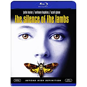 Click to buy Scariest Movies of All Time: The Silence of the Lambs from Amazon!