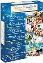 Pack Walt Disney Collection [DVD]