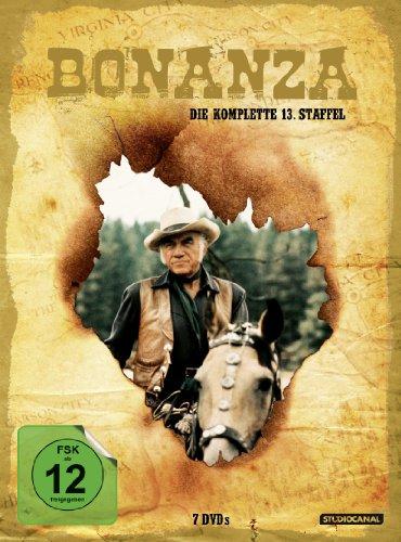 Bonanza - Die komplette 13. Staffel [7 DVDs]