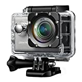 Action Kamera 4k, VicTsing Wifi & 2,0 Zoll 24fps Action Cam Sport Camera Wasserdicht UHD mit Sony...