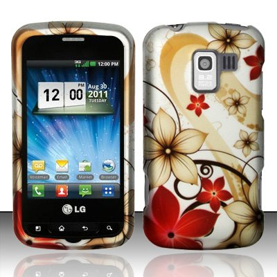 LG Optimus Zip L75C / Optimus Q L55C Case (Straight