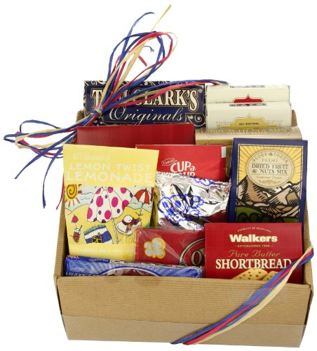 Organic Stores Gift Baskets Crunch Time Gift Box