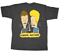 Beavis and Butthead T-Shirt - Phone Home
