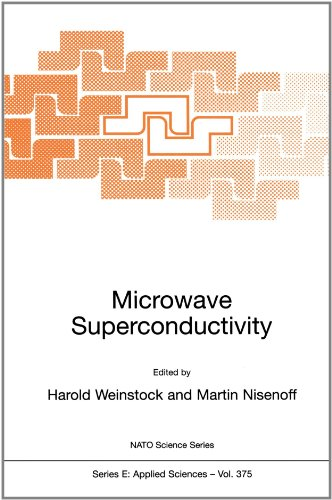 Microwave Superconductivity (Nato Science Series E:)