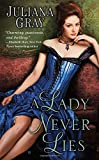 A Lady Never Lies (Berkley Sensation Historical Romance)