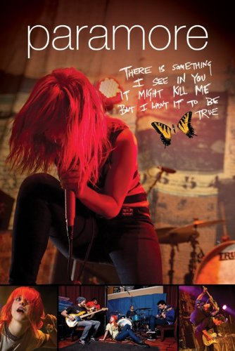 Music - Alternative Rock Posters: Paramore - Live 2 - 91.5x61cm