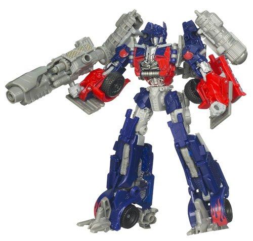 Transformers 2 - 28737 - Figurine - Mechtech Voyager + Accessoire - Optimus Prime