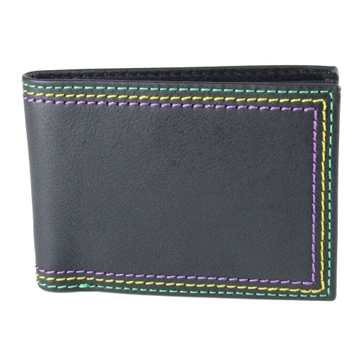 Marc By Marc JacobsMens Marc By Marc Jacobs Triple Stitch Wallet Grey