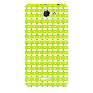 Skin4Gadgets ABSTRACT PATTERN 31 Phone Skin STICKER for HTC DESIRE 516 (ONLY BACK)