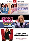Big Business / Straight Talk / V.I. Warshawski - Triple Feature