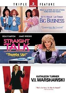 , James Woods, Kathleen Turner Bette Midler, Various: Movies & TV