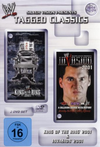 WWE - King Of The Ring 2001 / Invasion 2001 [DVD]