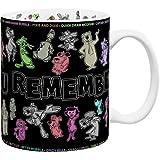 Hanna Barbera Characters Gift Boxed Mug. Classic cartoon (with free key ring)