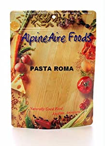 Meatless Entrees Serve 2 - Pasta Roma by Alpine Aire