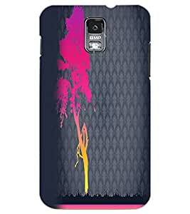 SAMSUNG GALAXY S5 TREE Back Cover by PRINTSWAG