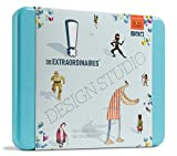 The Extraordinaires Design Studio Deluxe Edition Game, Aqua Blue