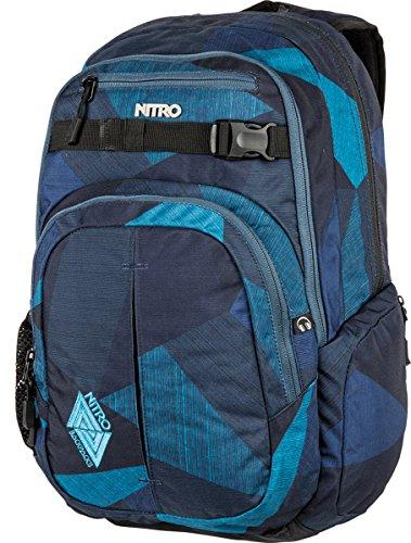 nitro-chase-zaino-casual-51-cm-35-litri-fragments-blue