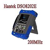 Hantek DSO8202E手持ちデジタルオシロスコープレコーダーDMMスペクトラムアナライザー200 MHz 1 GSa/s