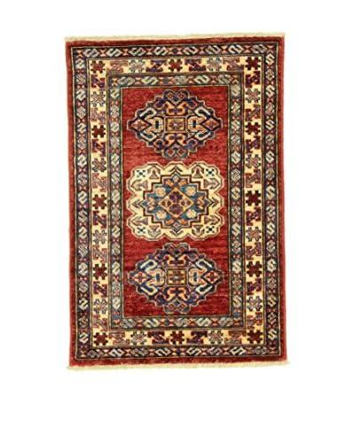 Eden tapijt Kazak Super Red 59 x 89 cm
