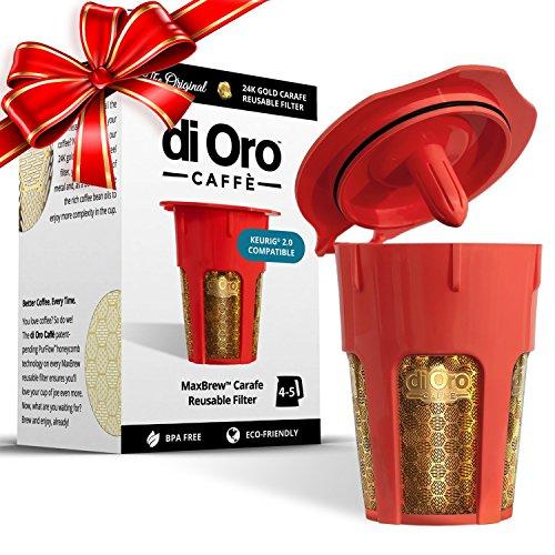 maxbrew-24k-gold-reusable-k-carafe-filter-for-keurig-20-k-cup-reusable-4-5-cup-carafe-filter-for-keu