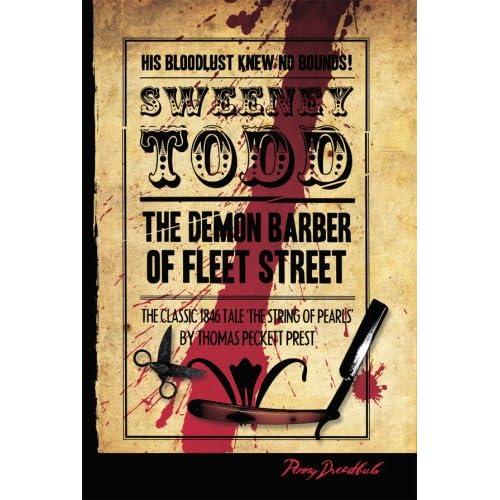 Barber of Fleet Street (Penny Dreadful Books) Thomas Peckett Prest