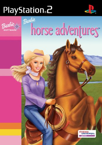 Barbie Horse Adventure : Wild Horse Rescue (PS2)