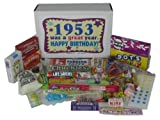 50s Retro Candy Decade Birthday Gift Box Jr. - Nostalgic Candy: 1953