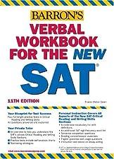 Barron s SAT Critical Reading Workbook 1 by Sharon Weiner Green M.A.