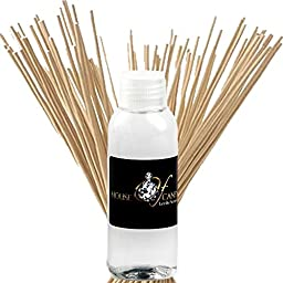 PATCHOULI ORANGE BLOSSOMS Reed Diffuser Fragrance Oil Refill 60ml/2oz