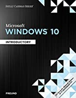 Microsoft Windows 10: Introductory Front Cover