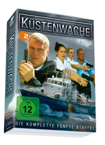 Küstenwache - Die komplette fünfte Staffel (2DVDs)