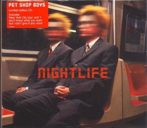 Pet Shop Boys - Night Life - Zortam Music