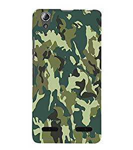 Amazing Painting 3D Hard Polycarbonate Designer Back Case Cover for Lenovo A6000
