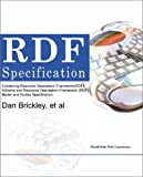img - for Rdf Specifications: Containing Resource Description Framework Rdf Schema and Resource Description Framework Rdf Model and Syntax Specification book / textbook / text book