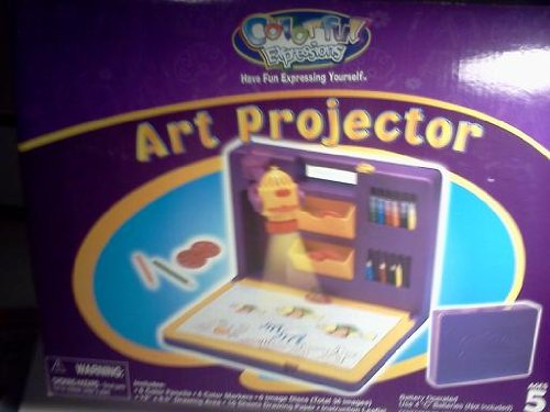 Colorful Expressions - Art Projector