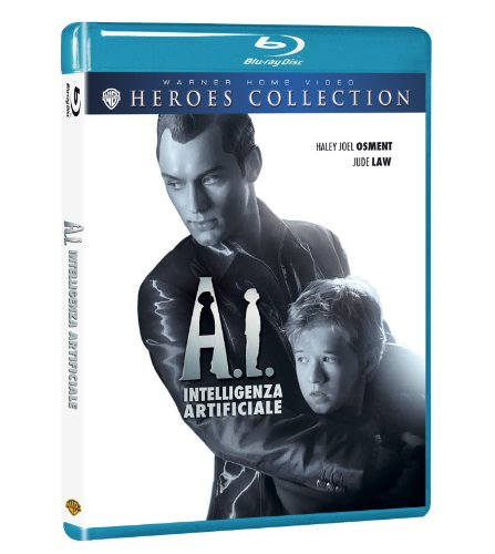 A.I. Intelligenza artificiale [Blu-ray] [IT Import]
