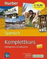 Komplettkurs Spanisch-Anfängerkurs und A...