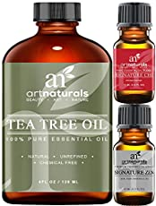 Taken from the best leaves in Australia, Tea Tree Oil is derived from Melaleuca Alternifolia, which is native to the Southeast of the Queensland and the Northeast coast of New South Wales, Australia. Enjoy our highest quality Tea Tree Oil in a larger...