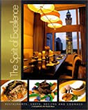 img - for The Spirit of Excellence: Restaurants, Chefs, Recipes and Cognacs book / textbook / text book